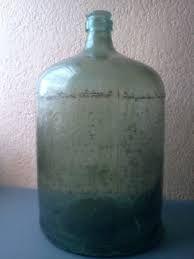 Resultado de imagen para garrafon de agua de cristal vintage