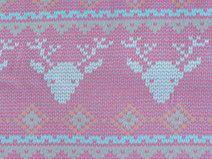 Stenzo Kinder Knit Baumwolle Stoff