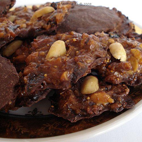 Vaříme zdravě » Klasické marokánky bez cukru