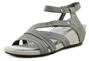 Bare Traps Baretraps Belina Women Open Toe Synthetic Gray Wedge Sandal.