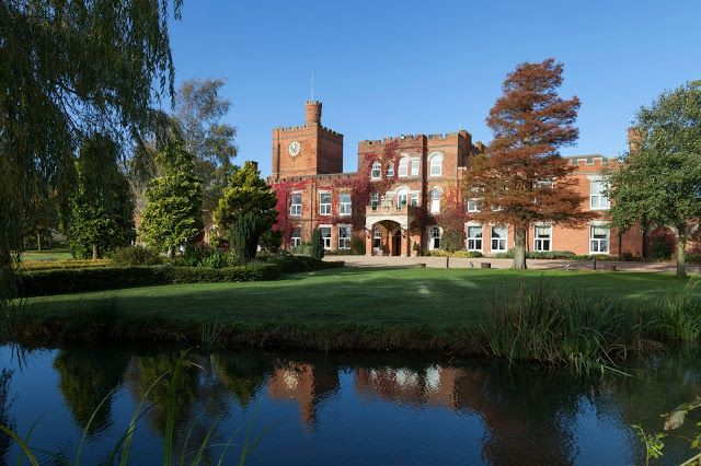 Attachment Mummy: Win a Day at Award-winning Ragdale Hall Health Hydro and Thermal Spa