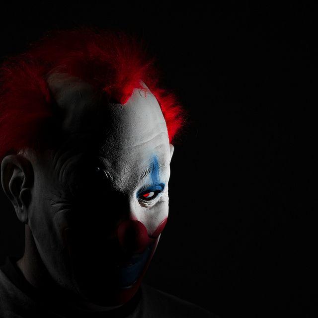 I love clowns