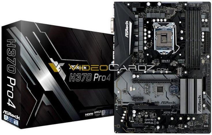Se dejan ver todas las placas base de ASRock para la gama media y de entrada de los procesadores Intel Coffee Lake, basadas en los chipsets H370, B360 y H310 Van llegando nuevas placas base para los procesadores Intel Coffee Lake de gama media y baja, siendo soluciones mejores para procesadores...