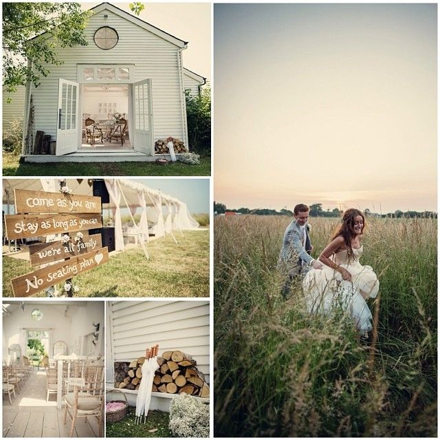 Pale And Interesting Wedding Venue Kent