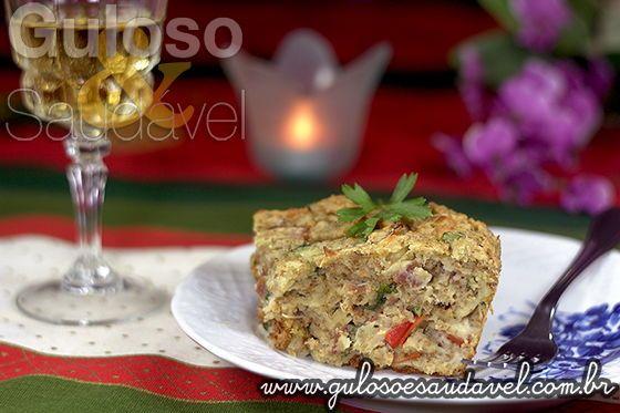 Talvez muitos estranhem a receita de Torta Salgada de Batata Doce pelo fato de ela não ser tão conhecida em alguns estados do nosso país, mas, acreditem...