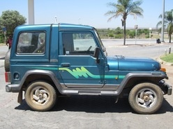 How I loved this jeep