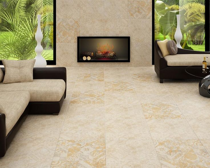 69 Best Tiles For Living Room Images On Pinterest  Bath Tiles Interesting Tile Flooring Living Room Inspiration Design