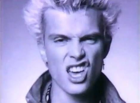 Billy Idol White Wedding Radio Paradise Eclectic Commercial Free Internet