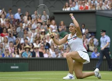 Wimbledon: Marion Bartoli revient en finale, six ans après - Capital.fr