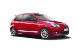 Ford Focus ST - Download From Over 52 Million High Quality Stock Photos, Images, Vectors. Sign up for FREE today. Image: 50888443