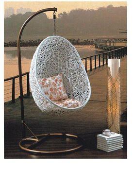 Качающиеся баскет-тип подвесной стул колыбель на открытом воздухе внутренний подвесной баскет-тип мебель гамак яйцо качающиеся стул
