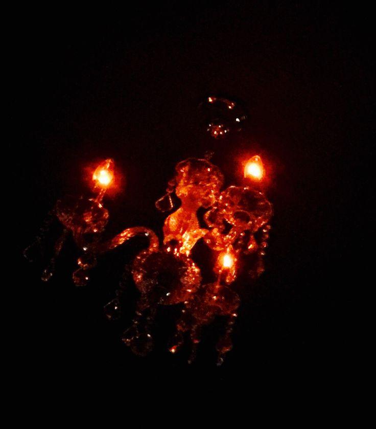 Candle light bulbs ❤️