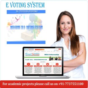 E-Voting System Project In Asp.Net Free Download