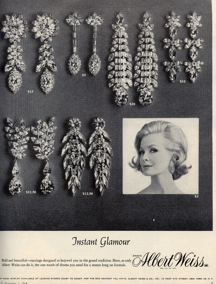 Weiss - Past and Present Jewelry