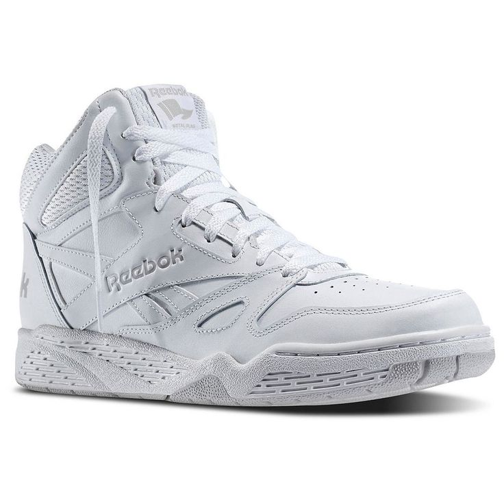 Reebok Royal BB4500 HI Men's Basketball Shoes, Size: 9.5 4E, White