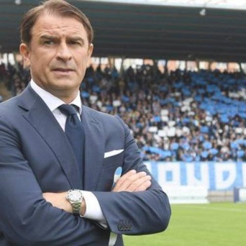 """Spal, Semplici: """"Fa piacere essere accostato al Napoli, ma non c'è stato nessun contatto"""""""