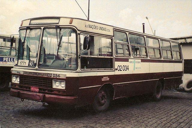 CAIO Gabriela / 22 ônibus paulistanos para matar saudades