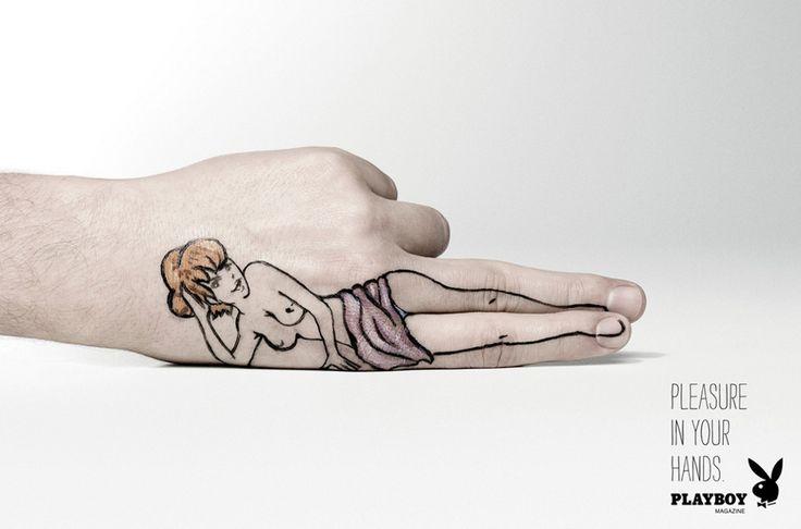 #Playboy - Pleasure in your hands :)