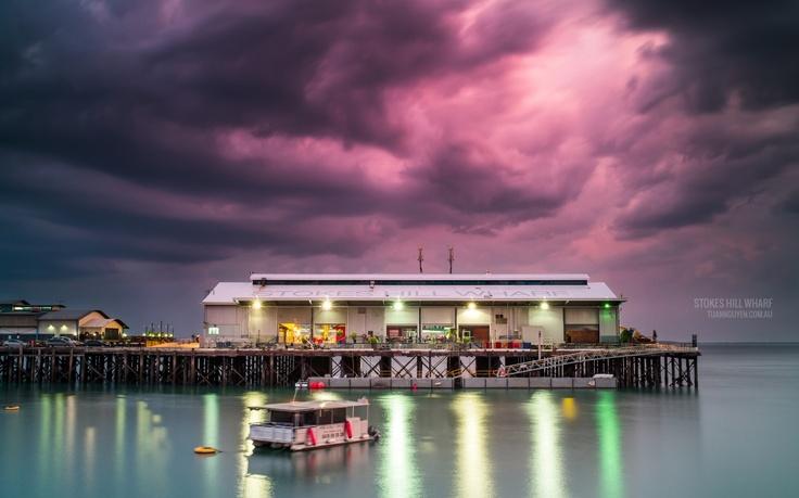 Stokes Hill Wharf  http://www.tuannguyen.com.au/