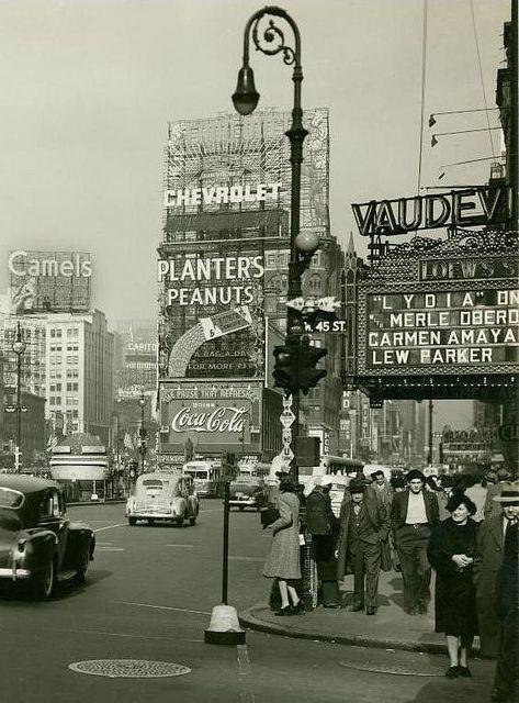 NYC 1941