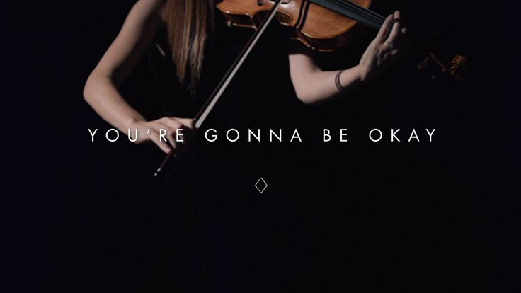 You're Gonna Be Ok (Lyric Video) // After All These Years // Brian and Jenn Johnson - YouTube