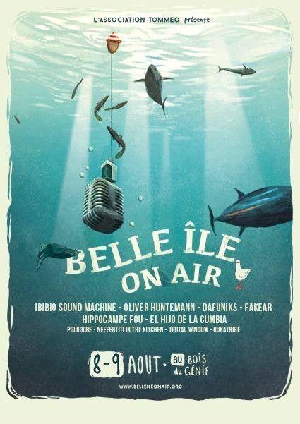 Copyright © Festival Belle Ile On Air