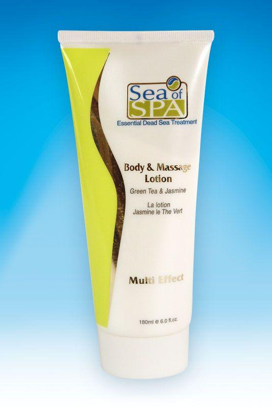 Balsam do masażu ciała. Jaśmin i Zielona Herbata. 180 ml. Innowacyjny balsam do masażu ciała wzbogacony o minerały z Morza Martwego przywraca naturalny poziom nawilżenia Twojego ciała, które tracisz podczas codziennej aktywności. Idealny do masażu ciała , bogaty w składniki nawilżające pozostawia skórę jedwabiście świeżą,delikatną i odprężoną. Wyjątkowy aromat skutecznie wchłania się w skórę pozostawiając wspaniałe uczucie.