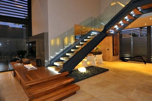 Stairs #stairs #lights