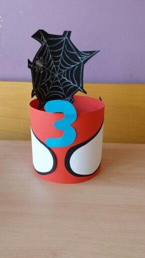 Spiderman kroon