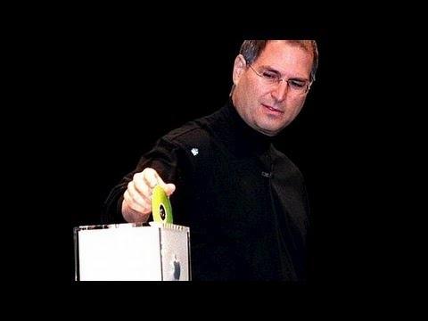 Steve Jobs introduces the G4 Cube - Macworld NY (2000)
