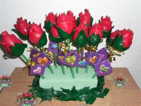 Rosas de Globos!! Balloon Roses!!