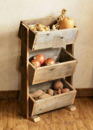 Fruit and veggie holder