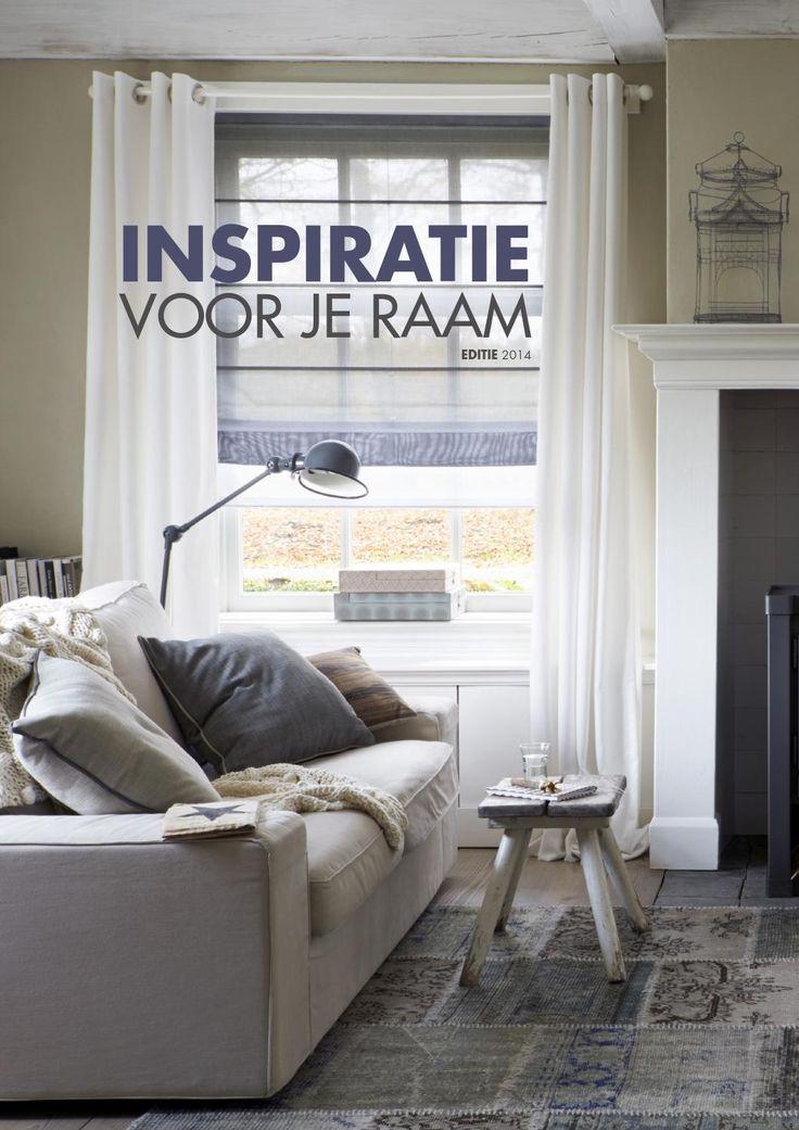 50 best Raamdecoratie images on Pinterest | Window blinds, Blinds ...