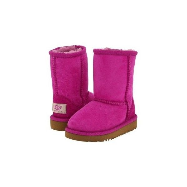 Детские сапоги Ugg Classic (Toddler) ❤ liked on Polyvore featuring babies