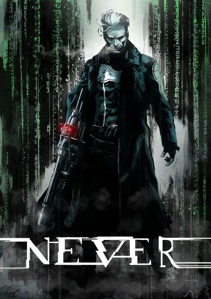 Fabrizio Des Dorides presenta: Nathan Never in Matrix