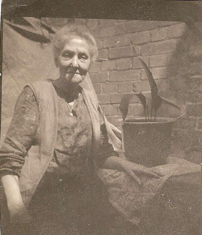 My gt grandmother Ellen Waller (nee Childs).