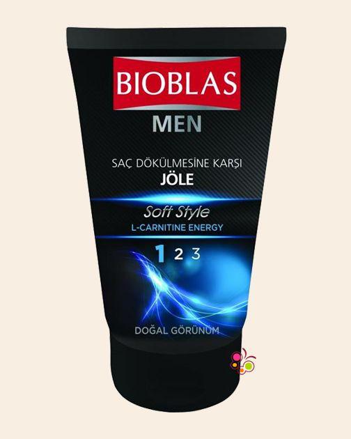 BIOBLAS Men Jöle 1 Soft Style Doğal Görünüm 150 ml
