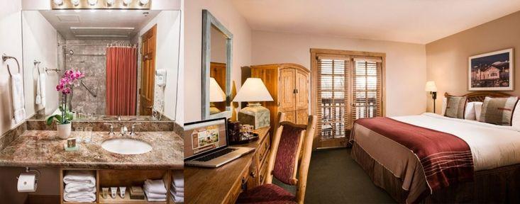 Traditional Room » Hotel Santa Fe, santa fe hotel, hotel santa fe reservations, hotel rooms santa fe, hotel suites santa fe,romantic hotels, santa fe new mexico