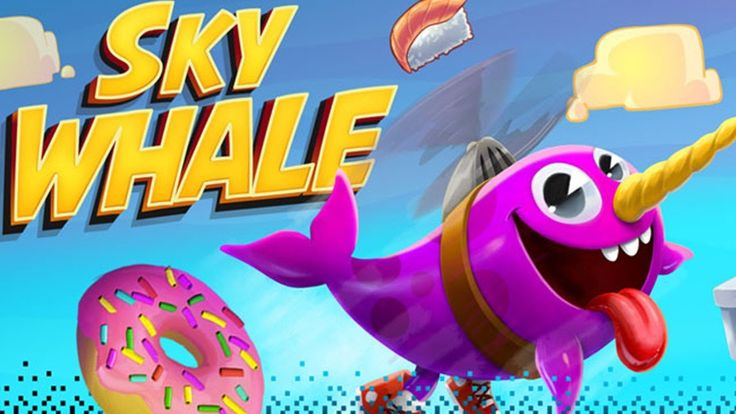 Sky Whale: Game Shaker gamepalay #1 - iOS Android Nickelodeon Games for ...