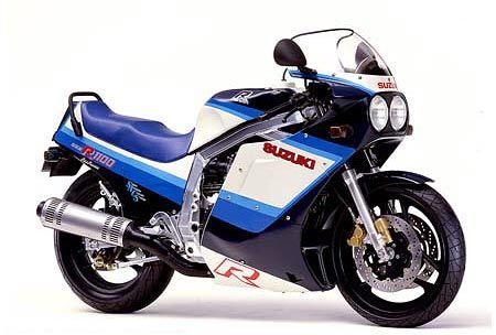 GSXR 1100 1986