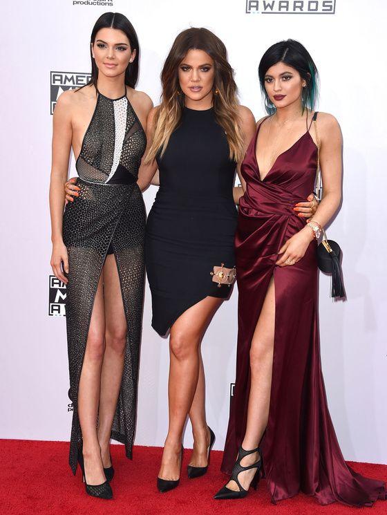 Kardashian Jenner Riches et celebres : leur mois de novembre en images 52