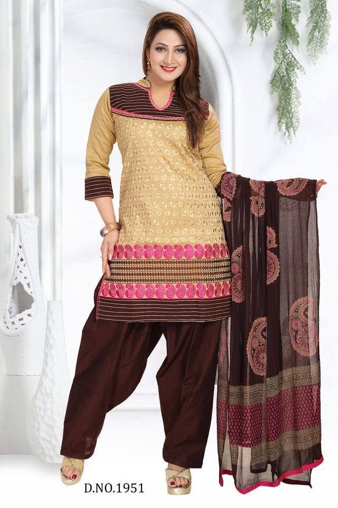 Pakistani Ready-made Indian Party Suit Salwar Kameez Designer Stitched Bollywood…