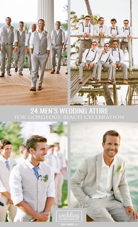 Best 25 Men Wedding Attire Ideas On Pinterest