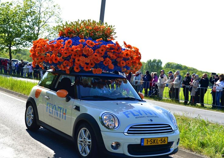 #flower #parade #garden #nature #holland #netherlands #flowerparade #keukenhof #fun #happy #wow