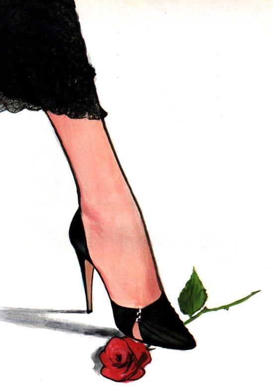 rene caovilla shoes collage wallpaper - photo #39