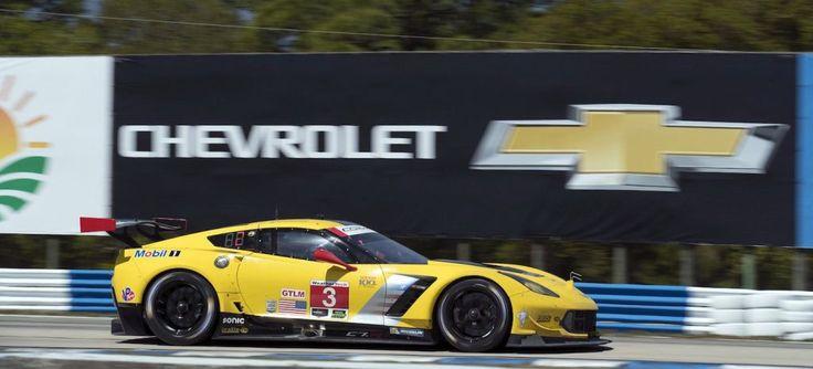 Antonio García y Corvette ganan en Sebring, Cadillac arrasa en Prototipos