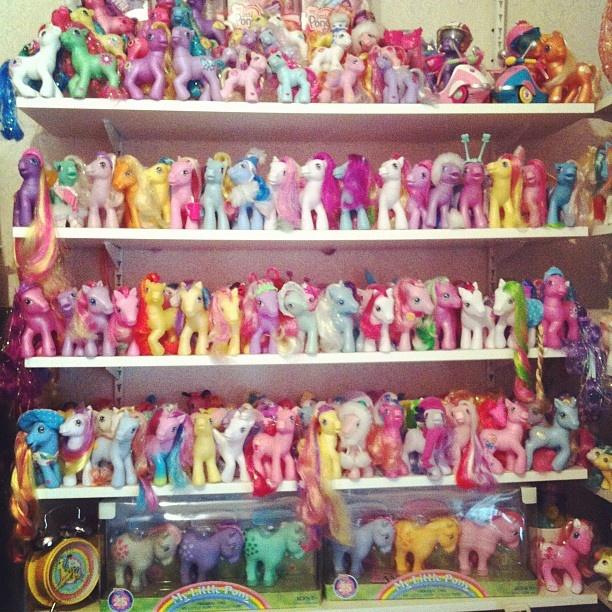 .@c_jenks   Main G3 shelf #g3 #mlp #mylittlepony   Webstagram - the best Instagram viewer