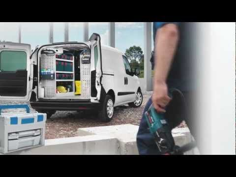 Sortimo for every transporter - YouTube