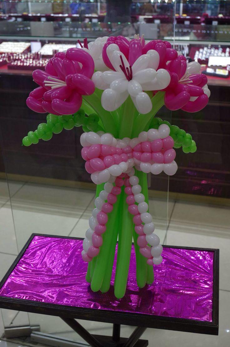 Crazy balloon animals -  More