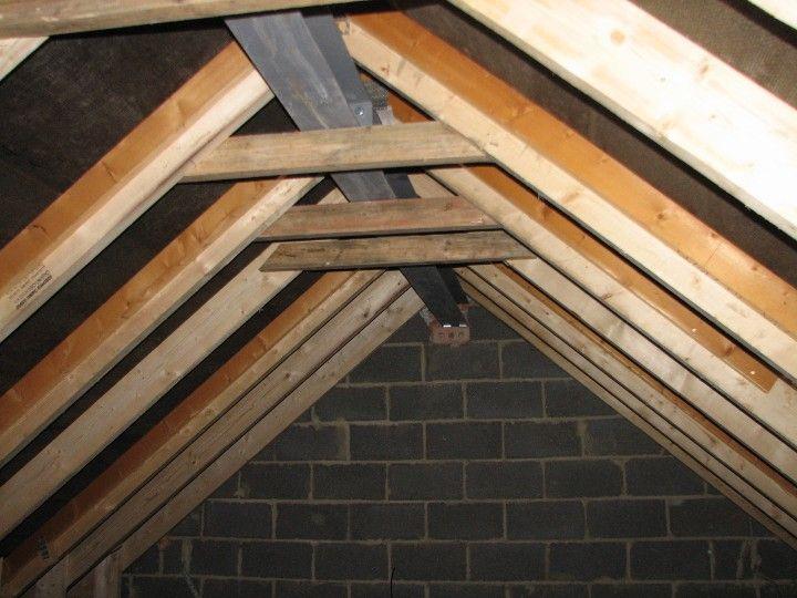 Image result for loft conversion steel ridge beam calc